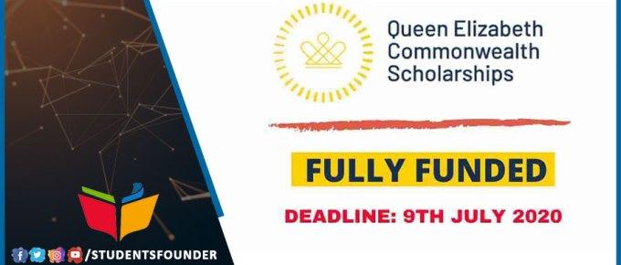 Queen-Elizabeth-Commonwealth-Scholarship