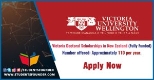Wellington-Doctoral-Scholarship-New-Zealand