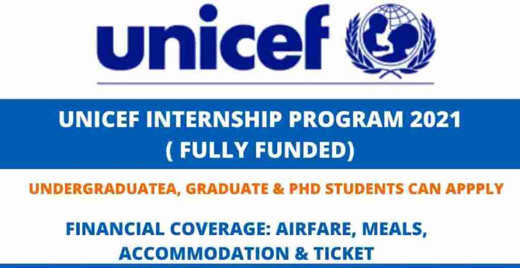 UNICEF-Internship-Program