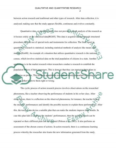 Qualitative Research Essay Understanding And Critiquing Qualitative