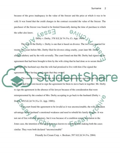 Contract Law Essay Contract Law Essay University Law Marked By