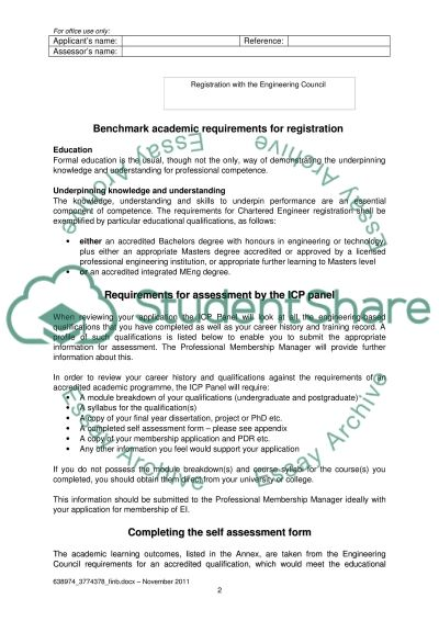 Self Assessment Essay Course Self Evaluation Essay College