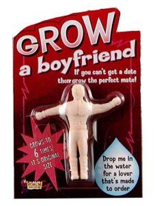 Grow a Boyfriend - Amazon