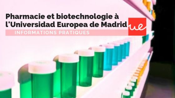 Universidad Europea de Madrid Farmacia