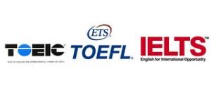 Toeic, Toefl, IELTS