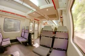 renfe train inside