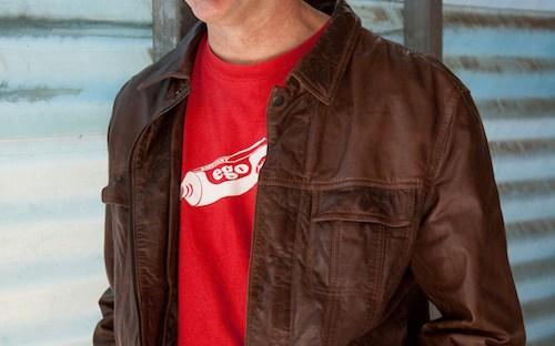 Author Nick Earl