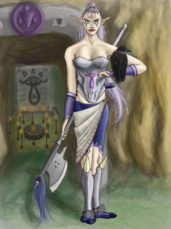 Zelda Ocarina Of Time Temple De L'eau : zelda, ocarina, temple, l'eau, Zelda, Ocarina, Mythique..., Partie, Vidéo