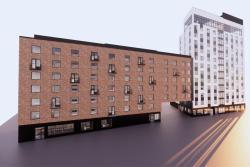 Byggstarten för 259 nya studentbostäder försenas