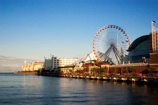Navy Pier Offers Fun Student Groups In Chicago