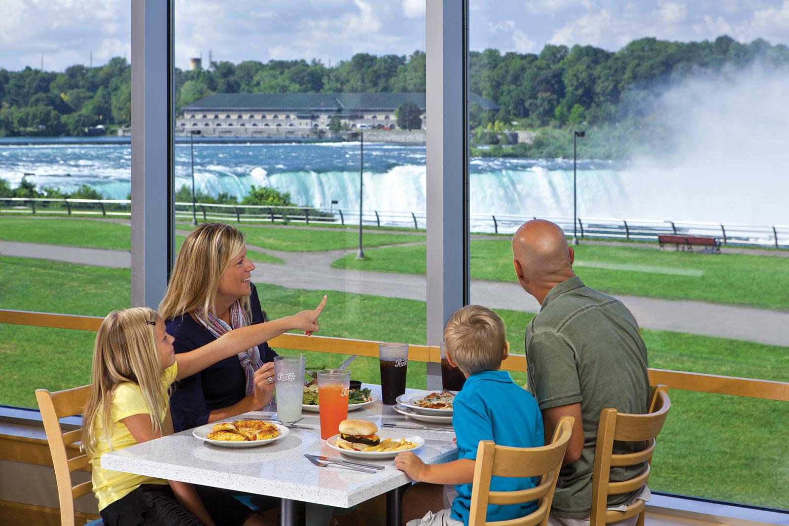 At Niagara Falls Teachers Can Show Not Just Tell