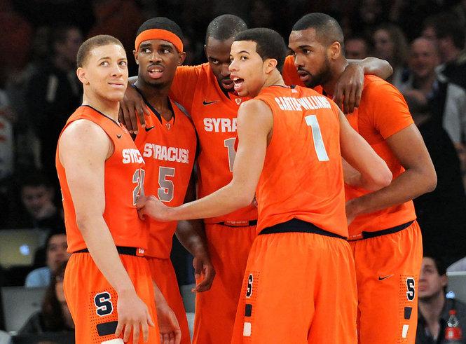 History 101 Syracuse Basketball Student Union