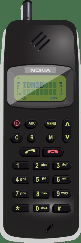 EVOLUTION OF MOBILE PHONE – Information Visualization The Evolution Of The Mobile