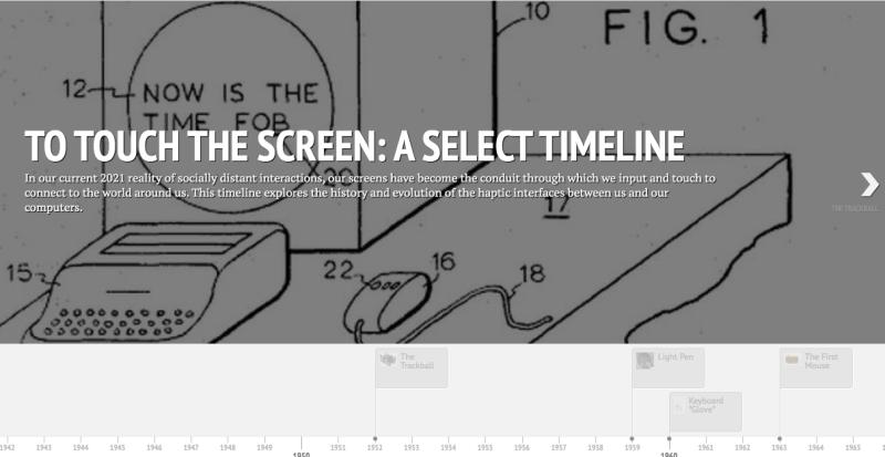 Introduction Timeline Slide
