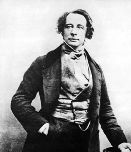 Charles Dickens, 1843