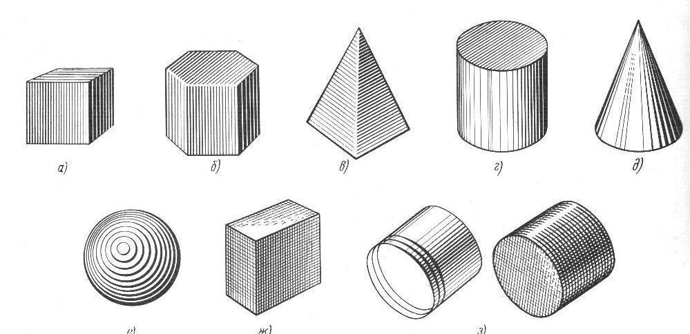Картинка технический рисунок детали