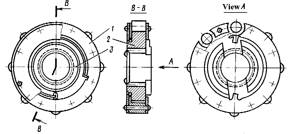 Fig. 14.8. Diagram of the redundant torque