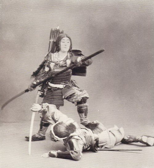 real-life-samurai-7