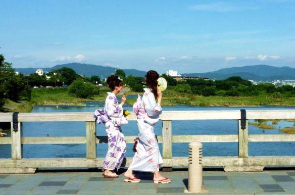 Kyoto Arashiyama Kimono