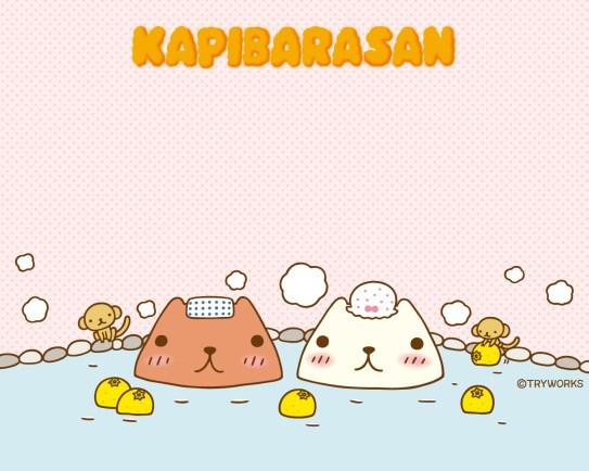 Kapibara-san Capibara (0)