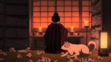 hokusai miss figlia anime sarusuberi (4)