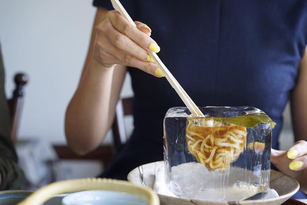 Stranezze giapponesi Tenpura e udon in stile svedese (5)
