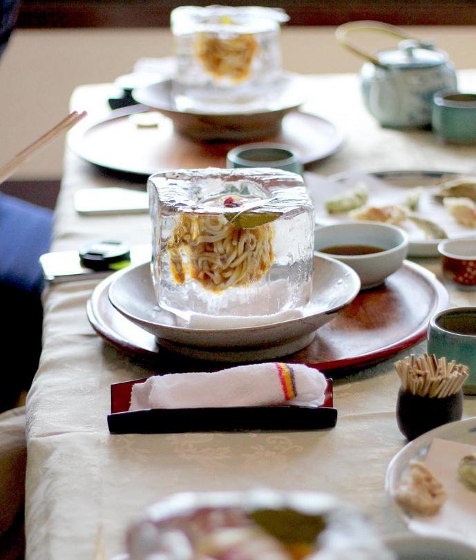 Stranezze giapponesi Tenpura e udon in stile svedese (7)