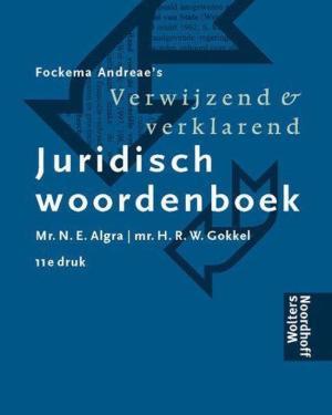 Verwijzend Juridisch woordenboek