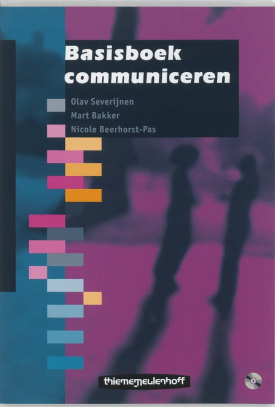 Basisboek communiceren 9789006950168