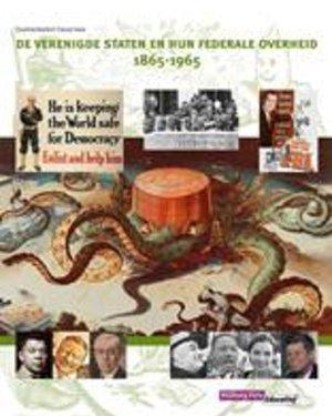 Examenkatern havo/vwo - De Verenigde Staten en hun federale overheid 1865-1965 Leerboek