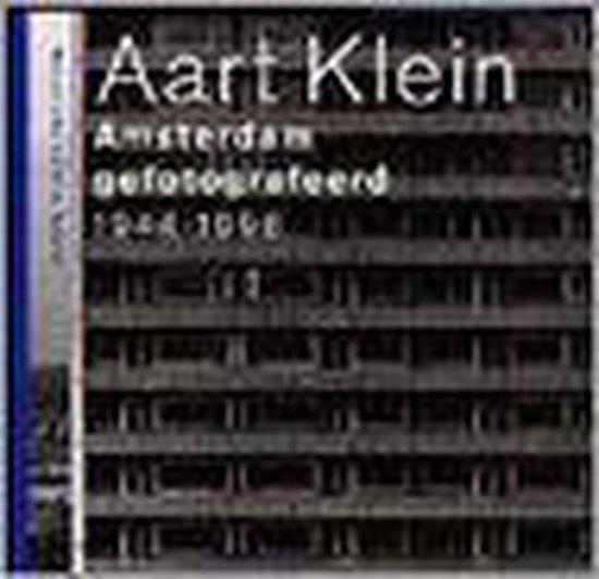 Amsterdam gefotografeerd 1944-1996