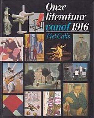Onze literatuur vanaf 1916