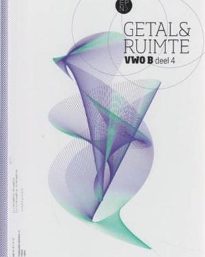 Getal en ruimte (10e ed) wiskunde-b vwo deel 4