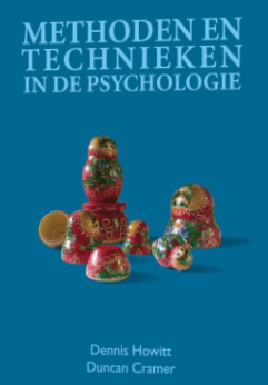 Methoden en technieken in de psychologie