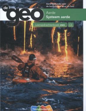 De geo Aarde, systeem aarde Leeropdrachtenboek VWO