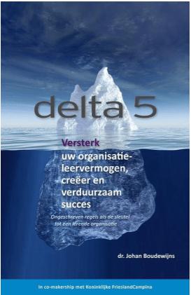 delta 5 - versterk uw organisatieleervermogen, creëer en verduurzaam succes