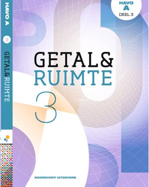 Getal en Ruimte 11e ed uitwerkingen havo A deel 3