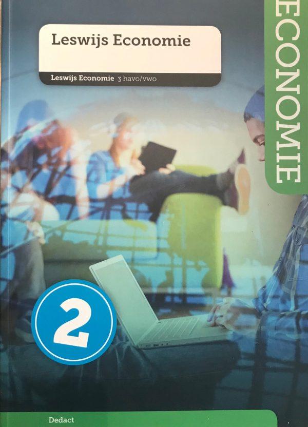 Leswijs Economie 3 HAVO/VWO Deel 2