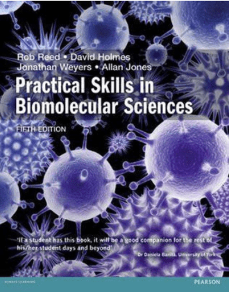 If you are studying the biomolecular sciences - including biochemistry, biomedical sciences, biotechnology, genetics, microbiology and molecular biology - then this book will be an indispensable companion throughout the whole of your degree programme. It provides effective explanation and support for the development of a wide range of laboratory and data analysis skills that you will use time and again during the practical aspects of your studies. This book also gives you a solid grounding in the broader transferable skills, which are increasingly necessary to achieve a high level of academic success.
