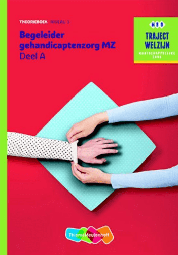 Traject Welzijn profiel Begeleider gehandicaptenzorg niveau 3 Deel A