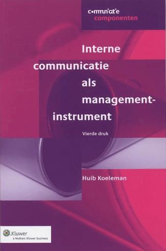 Interne Communicatie Managementinstrumen