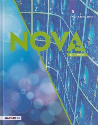 Nova Scheikunde - 5 VWO - Tekstboek