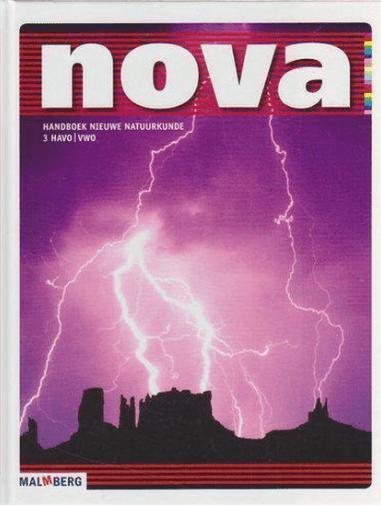 Nova Nieuwe Natuurkunde handboek 3 havo/vwo