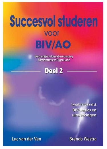Succesvol studeren voor BIV/AO 2
