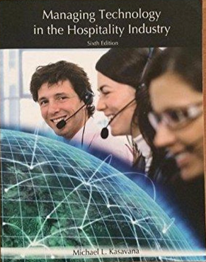 Managing Technology in the Hospitality Industry