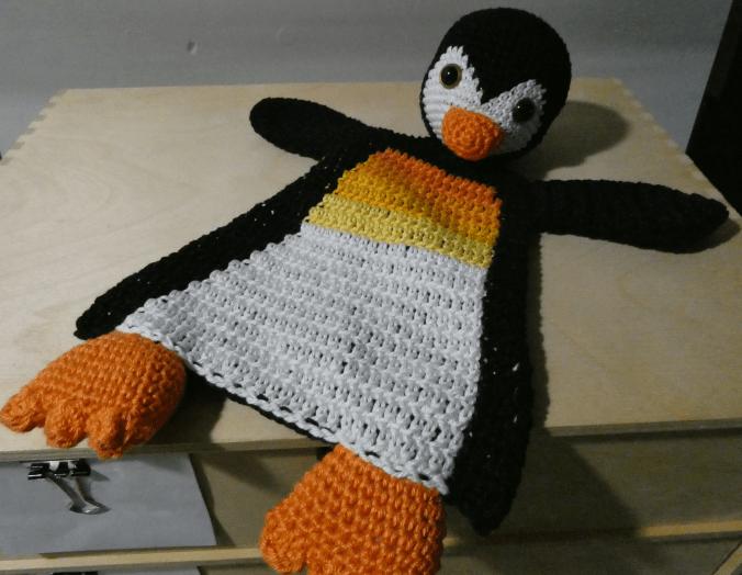 pinguïn lappenpop