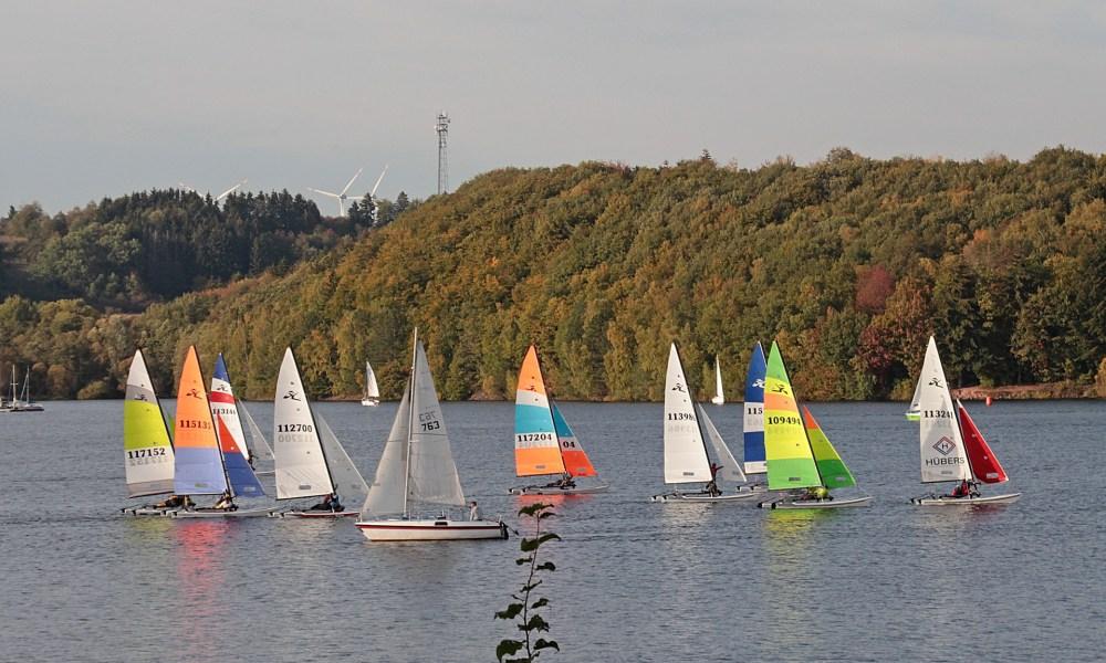 Leben in Saarbrücken - Sport - Katamarane