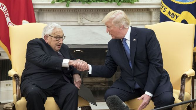 Responding to Kissinger: The Risks of Remodeling Neoliberalism and ...