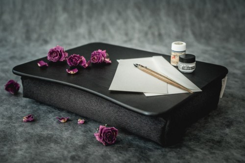 black-laptop-bed-tray-handcrafted