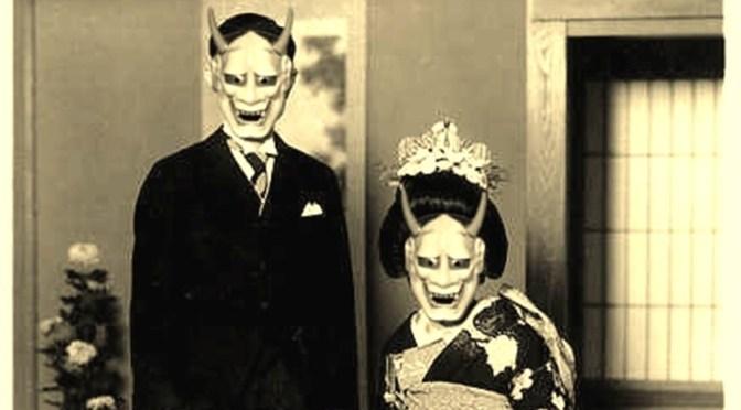 Le couple démoniaque : petite histoire d'oni